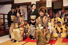 Stand by (Teruhide Tomori) Tags: 京都 伝統行事 日本 泉涌寺 即成院 二十五菩薩練供養 仮面 菩薩面 tradition kyoto mask festival event japan japon sokujohin temple sennyuji