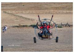 Take off (Ignacio Ferre) Tags: segovia españa spain ultraligero flying aeronave spotting nikon takeoff volar