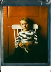 K (Polaroid 8x10) (mmartinsson) Tags: chair 300mm portrait softbox color intrepidcamera sl60w instantfilm schneiderkreuznach film red analoguephotography godox scan epsonperfectionv700 polaroid 2019 8x10 polaroidoriginals