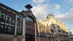 Béziers - Les Halles (larsen Detdl) Tags: béziers hérault canaldumidi halles hallesdebéziers architecturemétallique baltard victorbaltard mh inscritmh monumenthistorique