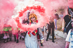 Wiccana of Valinor as Annabelle at Belgrade Zombie Walk (PhotosByDaniela) Tags:
