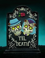 Halloween, not Day of the Dead (l plater) Tags: halloween dayofthedead tkmaxx castlemall castlehill sydney