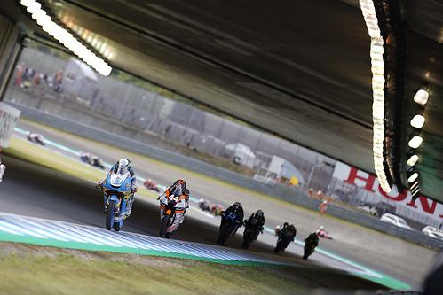 GP Japón. Carrera Moto3