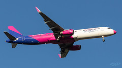 Photo of G-WUKH A321-231 Wizz Air