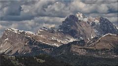 View from the Seiser Alm in South Tyrol on the Seceda and the Geisler group (Ostseetroll) Tags: compatsch geo:lat=4653102760 geo:lon=1162627800 geotagged ita italien seiseralm südtirolaltoadige seceda alpen alps dolomiten dolomites dolomiti olympus em10markii gruppodelleodle