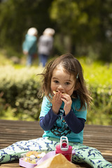 picnic lunch (louisa_catlover) Tags: karwarra karwarraaustraliannativebotanicgarden garden botanicgarden kalorama dandenongs melbourne victoria australia nature outdoor spring portrait child family toddler daughter tabby tabitha