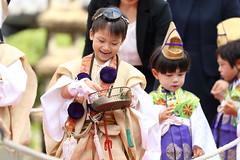 Little monk (Teruhide Tomori) Tags: 京都 伝統行事 日本 泉涌寺 即成院 二十五菩薩練供養 monk child tradition kyoto festival event japan japon sokujohin temple sennyuji