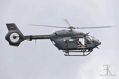 Airbus Helicopters H145M (76+01/cn:20016) at Wittmund Airbase (fraklo) Tags: airbus helicopters h145m bundeswehr heer heeresflieger luftwaffe snap 2018 air airforce airbase aviation aircraft germany german deutschland wittmund wtm etnt armee eurofighter force flugzeug hubschrauber geschwader gaf himmel helicopter jg71 jagdgeschwader taktisches luftwaffen 71 luh sof ksk ksm 7601 hubschraubergeschwader 64 hsg