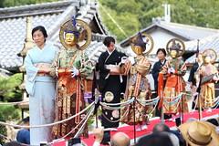 Parade (Teruhide Tomori) Tags: 京都 伝統行事 日本 泉涌寺 即成院 二十五菩薩練供養 仮面 菩薩面 tradition kyoto mask festival event japan japon sokujohin temple sennyuji