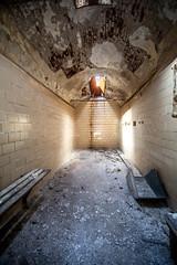 Eastern State Penitentiary (Thomas Hawk) Tags: america easternstatepenitentiary pennsylvania philadelphia philly usa unitedstates unitedstatesofamerica abandoned jail penitentiary prison fav10