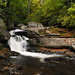 Upper Scadin (baro-nite) Tags: cullasajariver nantahalanationalforest westernnorthcarolina waterfall fallcolor pentax k1 smcpentax12830mm iridientdeveloper