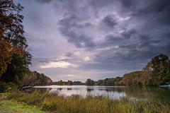 Parc de la Tête d'or, Lyon (Laetitia.p_lyon) Tags: fujifilmxt2 lyon parcdelatêtedor sunrise leverdusoleil lac lake