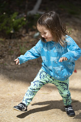 (louisa_catlover) Tags: karwarra karwarraaustraliannativebotanicgarden garden botanicgarden kalorama dandenongs melbourne victoria australia nature outdoor spring portrait child family toddler daughter tabby tabitha