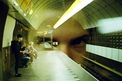 WHO'S WATCHING (jan.celikovsky) Tags: nikonf65 nikkor50mm14g kodakcolorplus iso200 analog horror