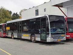 NLD Qbuzz 3231 ● Groningen Peizerweg (Roderik-D) Tags: qbuzz31003301 3231 groningengaragepeizerweg bxgg92 gd2020 2009 dieselbus euro5 mercedesbenz citaro2 o530ü savas bege überlandbus streekbus 2axle 2doors