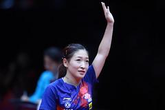 2019 ITTF Women's World Cup (ittfworld) Tags: sport tabletennis womensworldcup womens chengdu china