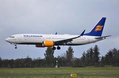 TF-ICY B737 Max 8 Icelandair (corrydave) Tags: 44354 max b737 b737800 b7378max shannon icelandair tficy