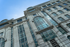 Stonecutter Court, reflected light (James D Evans - Architectural Photographer) Tags: architectural architecturalphotography architecture building buildings builtenvironment constructed constructions london reflectedlight stonecuttercourt structure thebuiltenvironment urban