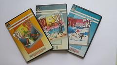 IMG_8728 (gizmomagic) Tags: atari800 atari65 atari130 atarixl atarixe atari8bit atari600 atari400 atari1200 atarigame ataridiscgame atari atari800xl atari65xe atari130xe 8bit ataridiskgame atari800xldiskgame collection trade sell wallet game disk retro vintage computer spyvsspy spyvsspyi spyvsspyii spyvsspyiii spyvsspy1 spyvsspy2 spyvsspy3 databyte