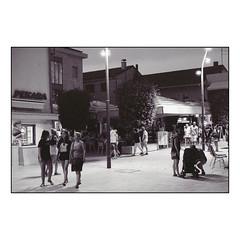 ** (Koprek) Tags: leica m5 summicron50 film ilfordhp5 1600 push summer nightlight nightwalk novalja pag streetphotography stphotographia stphotography lowlight 2019