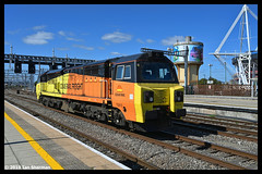 Photo of No 70810 17th Sept 2019 Cardiff