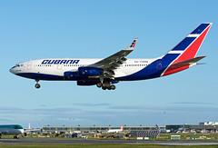 CU-T1250 Ilyushin 96-300 (Irish251) Tags: cubana cu401 cub401 dub eidw dublin airport ireland vip visit state