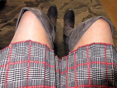 Photo of Pleats & Boots.