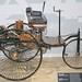 Petersen Automotive Museum. Benz Patent Motorwagen replica, the first practical automobile DSC_0562