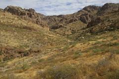 West side of the Galiuro Mountains, AZ (Lon&Queta) Tags: 2017 arizona desert gps galiuromountains grahamcounty landscapes mountains sanpedrorivervalley usa unitedstatesofamerica
