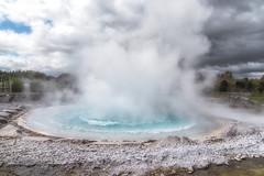 Rising Upside Down (Anna Kwa) Tags: wairakei geyser boilingwater steam geothermal thermalexplorerhighway taupo northisland newzealand annakwa nikon d750 2401200mmf40 my feel touch always seeing heart soul throughmylens travel world