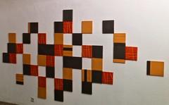 Tiles panel as a Map (2019) - Cristina Ataíde (1951) (pedrosimoes7) Tags: cristinaataíde ceramics cerâmicas portuguesetiles azulejosportugueses azulejos rattonceramicsgallery rattoncerâmicaslda racademiadasciências2c lisbon portugalrattonsapopt artgalleryandmuseums gallery ✩ecoledesbeauxarts✩