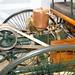 Benz Patent Motorwagen replica motor Petersen Automotive Museum. DSC_0563