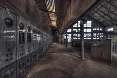 out of control (JOP-76) Tags: factory fabrik decay urbex lost abandoned controll kontrollraum verlassen verfallen kaputt