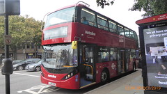 P1180266 BDE2638 LJ19 CVN at Angel Station Upper Street Islington London (LJ61 GXN (was LK60 HPJ)) Tags: electric metroline byd enviro400city enviro400ev enviro400evcity e400ev city 109m 10900mm k8sr bde2638 lj19cvn j42813