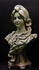 La Précieuse   . . . (Daniel.35690) Tags: saintmalo saintservan bretagne france 2019 laprécieuse buste toursolidor musée