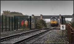 Point of entry (Blaydon52C) Tags: rog railoperationsgroup 47815 shildon locomotive locomotives loco locomotion class47 5e15 nrm durham countydurham railway rail railways railfreight railroad trains train transport brush duff