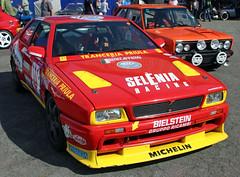 Ghibli Racer (Schwanzus_Longus) Tags: technorama hildesheim german germany italy italian modern car vehicle coupe coupé race racing motorsport maserati ghibli