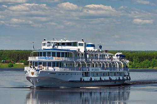 Volga River 202 ©  Alexxx Malev