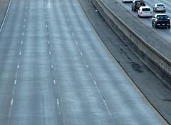 Dallas, Texas (blafond) Tags: dallas texas urbansunrise architecture downtown freeway emptylanes