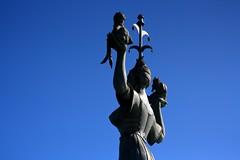 'Imperia', 1993, Peter Lenk, Hafen Konstanz (level42_ch) Tags: statue skulptur sculpture beton allemand kunst kunstwerk germany deutschland