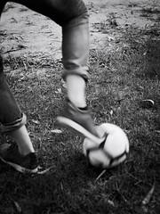 GFX2490 - Stop (Diego Rosato) Tags: stop controllo field campo soccer calcio fuji gfx50r fujinon gf110mm rawtherapee bianconero blackwhite