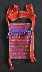 Morral Bag Bolsa Triqui Oaxaca Mexico Textiles (Teyacapan) Tags: bags purse bolsas mexican oaxacan textiles weavings triqui chicahuaxtla