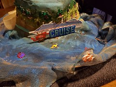 cruisehat-jill_ion-2019_14 (Jill_Ion) Tags: hat crafts painting decorating cruise cruisecats diy diva stepbystep stickers ribbons glitter