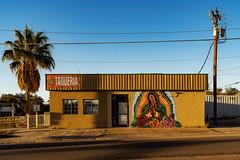 (el zopilote) Tags: canutillo texas townscape street architecture murals art signs smalltowns powerlines pentax k1ii hdpentaxfa35mmf2