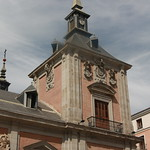 Torre derecha Casa de Cisneros