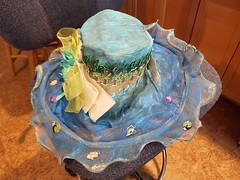 cruisehat-jill_ion-2019_20 (Jill_Ion) Tags: hat crafts painting decorating cruise cruisecats diy diva stepbystep stickers ribbons glitter