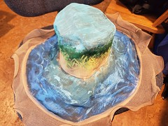 cruisehat-jill_ion-2019_08 (Jill_Ion) Tags: hat crafts painting decorating cruise cruisecats diy diva stepbystep stickers ribbons glitter