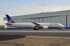 United Airlines 2019 Boeing 787-10 Dreamliner N16008 c/n 60138 being towed. San Francisco Airport 2019. (17crossfeed) Tags: unitedairlines unitedexpress boeing 787 7878 78710 7879 n16008 60138 airport aviation airplane aircraft pilot planes planespotting plane claytoneddy claytoneddy90 flying flight landing towing 17crossfeed sfo sfoov sanfranciscoairport