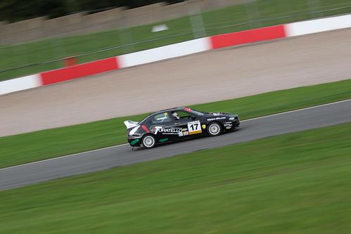 Alfa Romeo Championship - Donington Park 2019