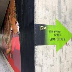 Streetart under the bridge @ Oude Baan Leuven (Kristel Van Loock) Tags: tomcech streetart muralart streetartleuven leuven louvain lovanio lovaina löwen visitleuven komopvoorjewijk underthebridge oudebaanleuven streetartisttomcech atleuven seemyleuven leuvencity leuveninbeeld vlaanderen stadleuven vlaamsbrabant visitflanders visitflemishbrabant brabantflamand brabantefiammingo visitbelgium opmaatvanonzestraat leuvenleeft artwork streetartproject iloveleuven leuvenlove belgium belgique belgien belgica belgië belgio fiandre flanders flemishbrabant flandre visitvlaamsbrabant colorful urbanart arturbain